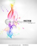 stock vector colorful surface vector abstract background 55038421